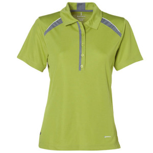 Quinn Ladies Golf Shirt - PDC/C/ZU9-JXHKU - Image 2