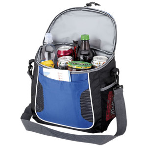 2 Tone 18 Can Cooler with Waterproof iPad Pocket - PDC/G/K6M-HDUQ9 - Image 1
