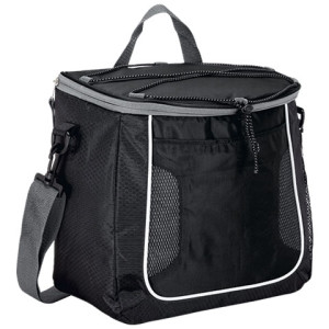 2 Tone 18 Can Cooler with Waterproof iPad Pocket - PDC/G/K6M-HDUQ9 - Image 2