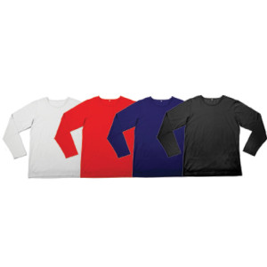 Mens Long Sleeve T-Shirt - PDC/C/9MR-JQWR3 - Image 2