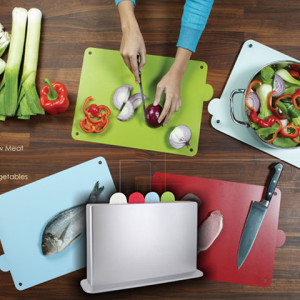 Chopping Board Set - PDC/G/96U-UR1SJ - Image 2
