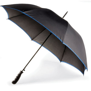 8 Panel Contrasting Edge Umbrella - PDC/G/8WG-LOY9X - Image 1