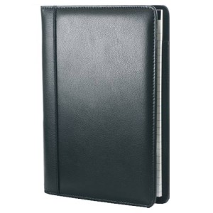 A5 Leather Organiser Including A5 Pad - PDC/G/9QR-IG8T3 - Image 2
