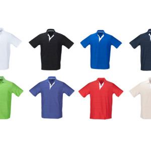 Admiral Mens Golf Shirt - PDC/C/ZI1-AN710 - Image 2