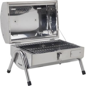 Stainless Steel Two Section BBQ - PDC/G/EBG-7E1ZU - Image 1