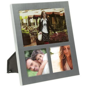 3 in 1 Hanging Aluminium Photo Frame - PDC/G/6TQ-F4CPO - Image 1