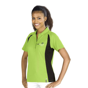 Apex Ladies Golf Shirt - PDC/C/OGO-37LWH - Image 1