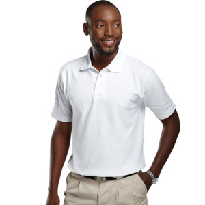 260g Pique Knit Golf Shirt - PDC/C/83D-JW9RS - Image 1