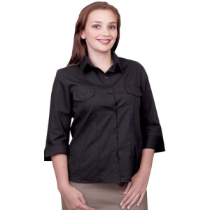 3/4 Sleeve Blouse - PDC/C/FI2-PD0XC - Image 1