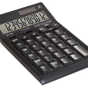 12 Digit dual power calculator - PDC/G/EJJ-66VQ9 - Image 1